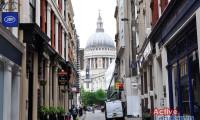Улочки Лондона
