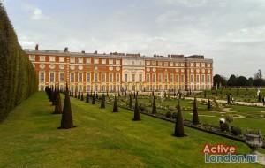 Дворец эпохи барокко